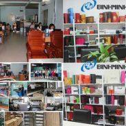 Công ty sản xuất túi giấy cao cấp in offset