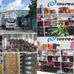 Packaging company producing carton large offset in Vietnam