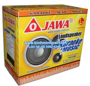 thùng carton đựng loa OJAWA