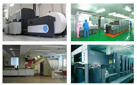 Dây chuyền sản xuất thùng carton in offset tự động