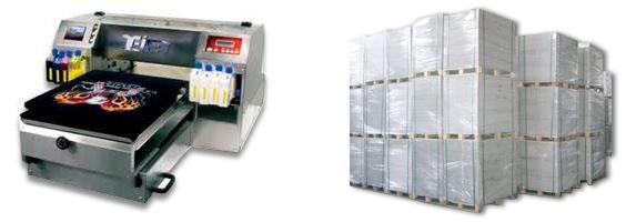 Nguyên vật liệu sản xuất thùng carton in offset
