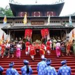 Đại lễ giỗ Tổ Hùng Vương 2012