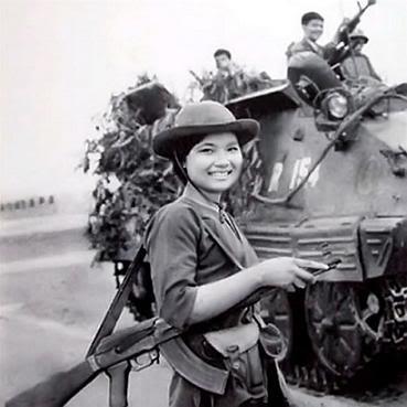 hình ảnh ngày Giải phóng miền nam 30/4/1975