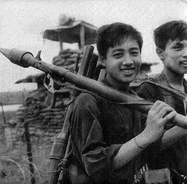 Những người Lính đặc công giải phóng Sài Gòn 1975