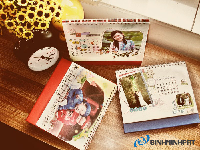 In lịch – lịch tết độc quyền cho năm 2015