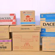 Thùng carton: Cấu trúc và phân loại