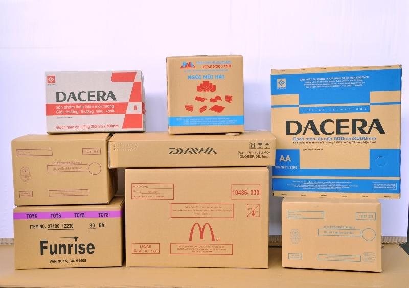 làm thùng carton ở Long An