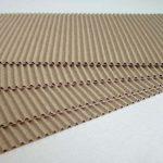 Sản xuất giấy carton 2 lớp, Giấy cuộn 2 lớp, giấy tấm carton