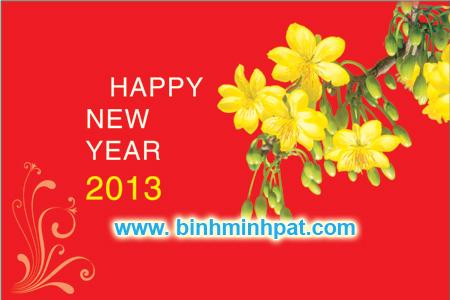 Lịch bloc cực đẹp cho 2013