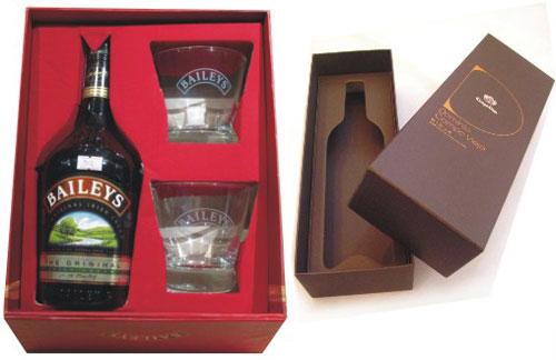 Hộp rượu sản phẩm từ giấy Chipboard Bình Minh