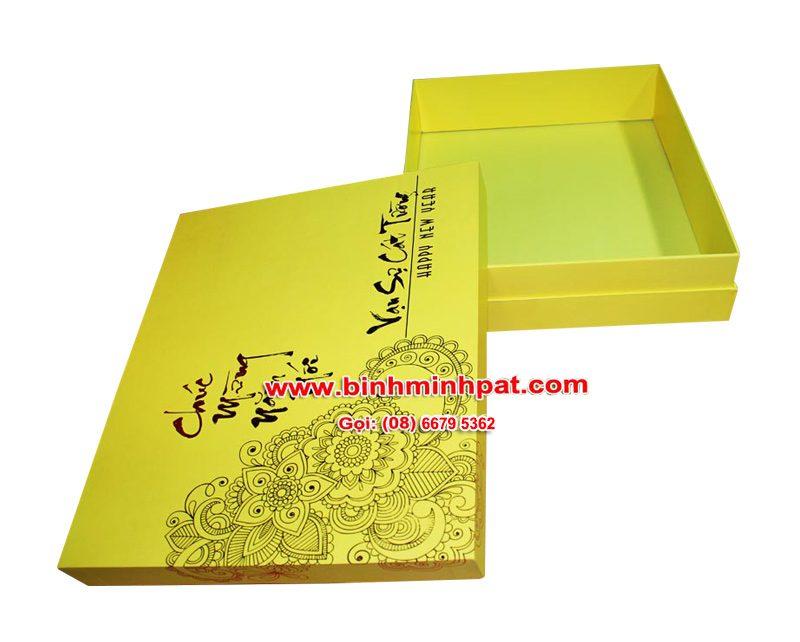 hộp giấy cao cấp quà tặng