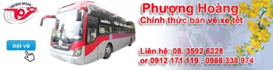 xe khách Phượng Hoàng