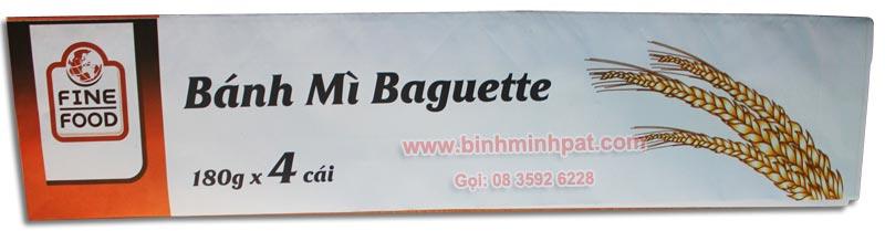 mẫu túi giấy đựng bánh mì