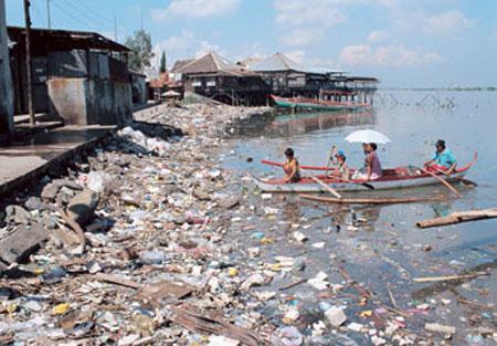 ô nhiễm từ rác nilon