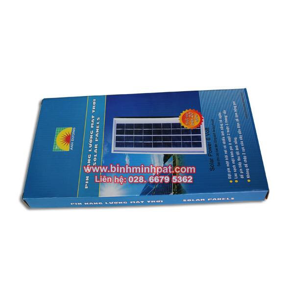 Nhà sản xuất hộp giấy in offset đống gói pin năng lượng mặt trời