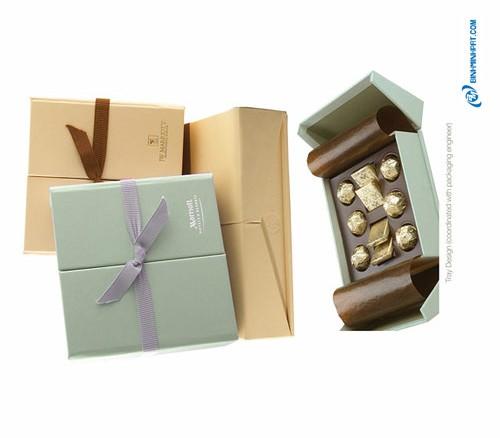 Những mẫu bao bì Chocolate đầy sáng tạo