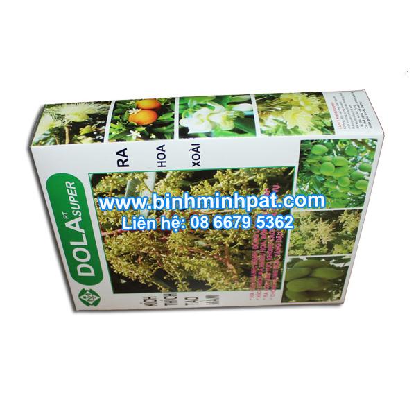 Bao bì, hộp giấy cho phân bón, thuốc bảo vệ thực vật