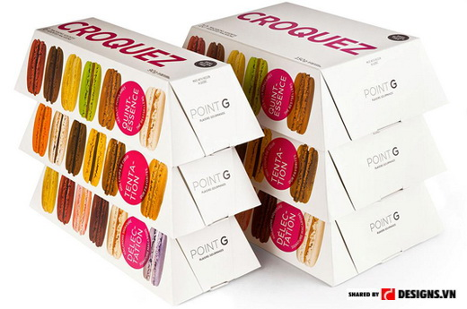 Point G Macaroons