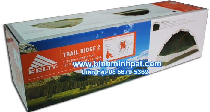 Mẫu hộp giấy carton in offset Kelty – Trail-Ridge2