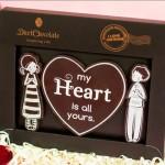 Mẫu bao bì Chocolate đặc sắc cho mùa cưới 2014