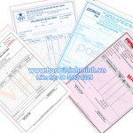in hóa đơn ở Tân Bình