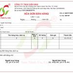 In hóa đơn tại Hà Nội
