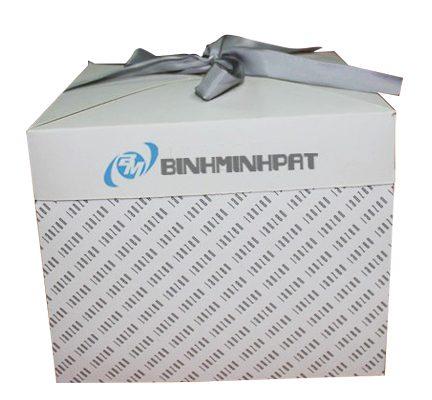 Hộp giấy làm quà tặng in offset
