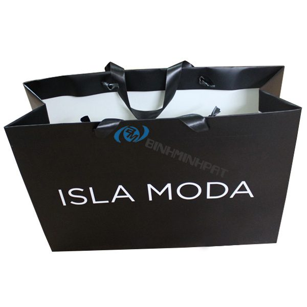 Túi giấy thời trang ISLA MODA