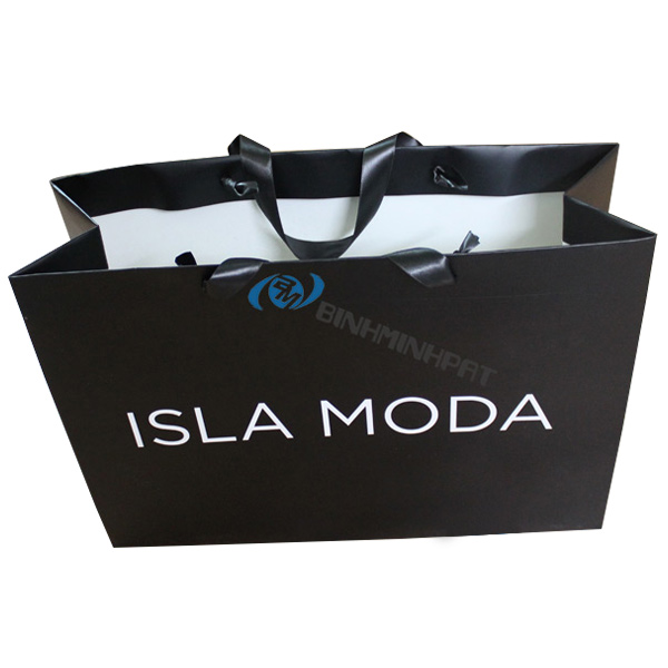 In túi giấy – Túi giấy thời trang ISLA MODA