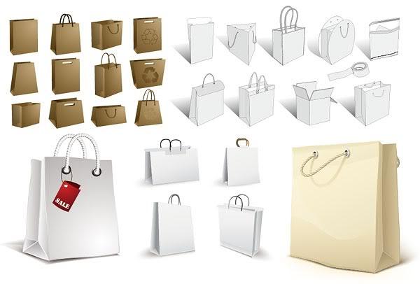 Các kiểu mẫu in túi giấy