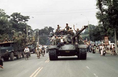 Những hình ảnh ngày Giải phóng miền nam 30/4/1975- P2.18