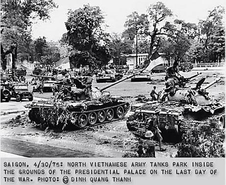 Những hình ảnh ngày Giải phóng miền nam 30/4/1975- P2.19