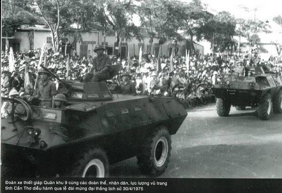 Những hình ảnh ngày Giải phóng miền nam 30/4/1975- P2.6