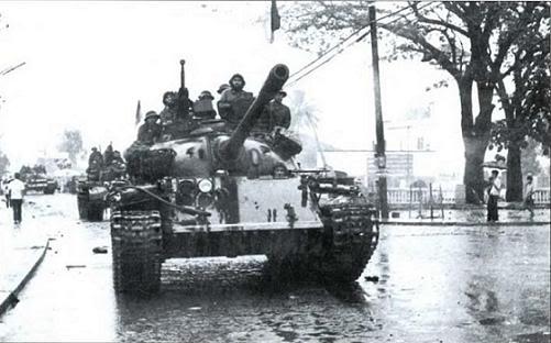 Những hình ảnh ngày Giải phóng miền nam 30/4/1975- P2.2