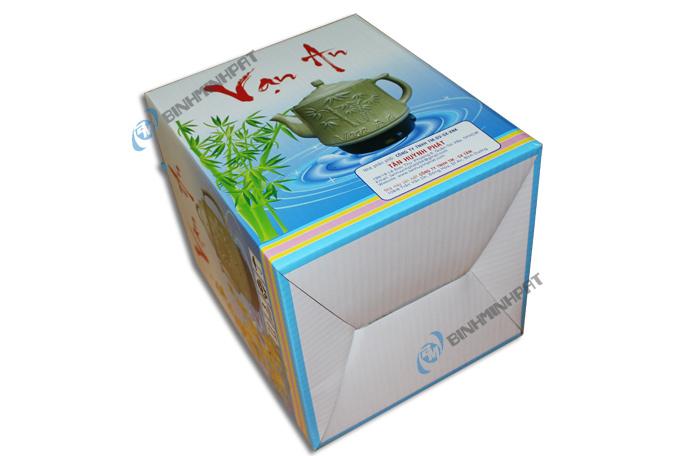 Hộp carton đựng Ấm Sắc Thuốc Điện Vạn An 5