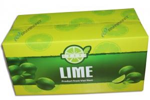 Thùng carton 3,5,7 lớp đựng trái cây xuất khẩu