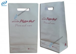 Túi giấy đựng khoai tây chiên 01