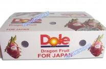 Sản xuất thùng carton đựng trái cây, thùng carton nông sản xuất khẩu