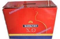 Thùng carton 5 lớp đựng Rượu XO in offset