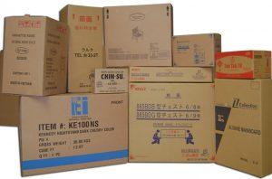 Công ty sản xuất thùng carton in Flexo