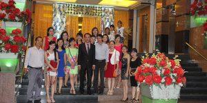 Hình ảnh Kỹ Niệm 10 Năm Bình Minh PAT thành lập