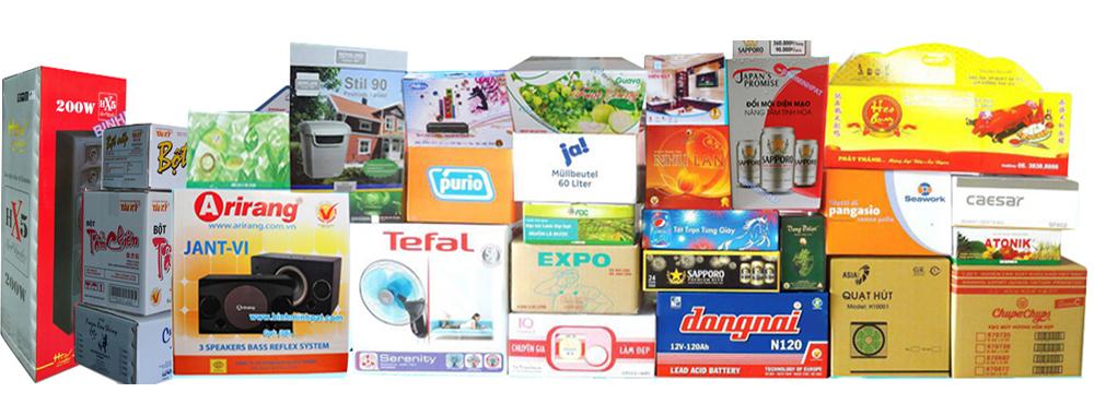 Sản xuất thùng carton TPHCM