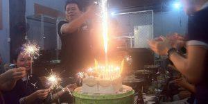Ảnh buổi tiệc Sinh Nhật của Nhân Viên