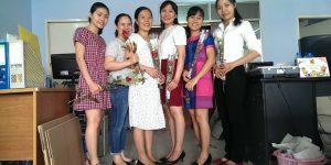 Mừng chị em BinhMinhPAT ngày Quốc tế phụ Nữ