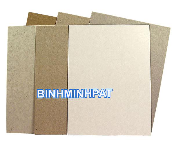 giấy Chipboard