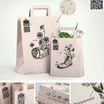 10 mẫu túi giấy có thiết kế đẹp mắt