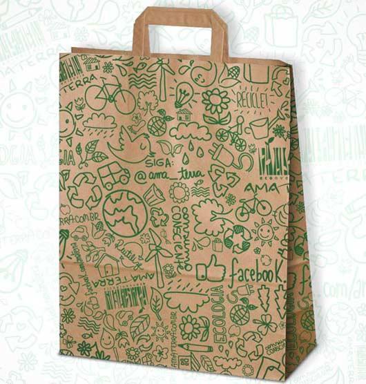 10 mẫu túi giấy có thiết kế đẹp mắt - hinh 5
