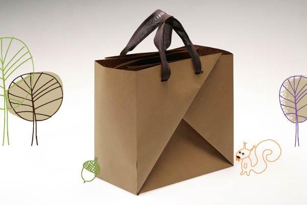10 mẫu túi giấy có thiết kế đẹp mắt - hinh 6