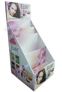 Kệ giấy trưng bày mỹ phẩm ELISE - hinh 3