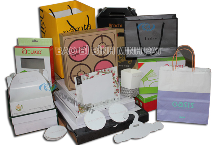 In bao bì giấy uy tín, chất lượng với giá rẻ tại TP.HCM
